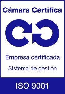 CSM, Sello de Calidad ISO 9001