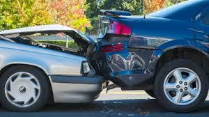 Accidente de coche. Baremo de autos.